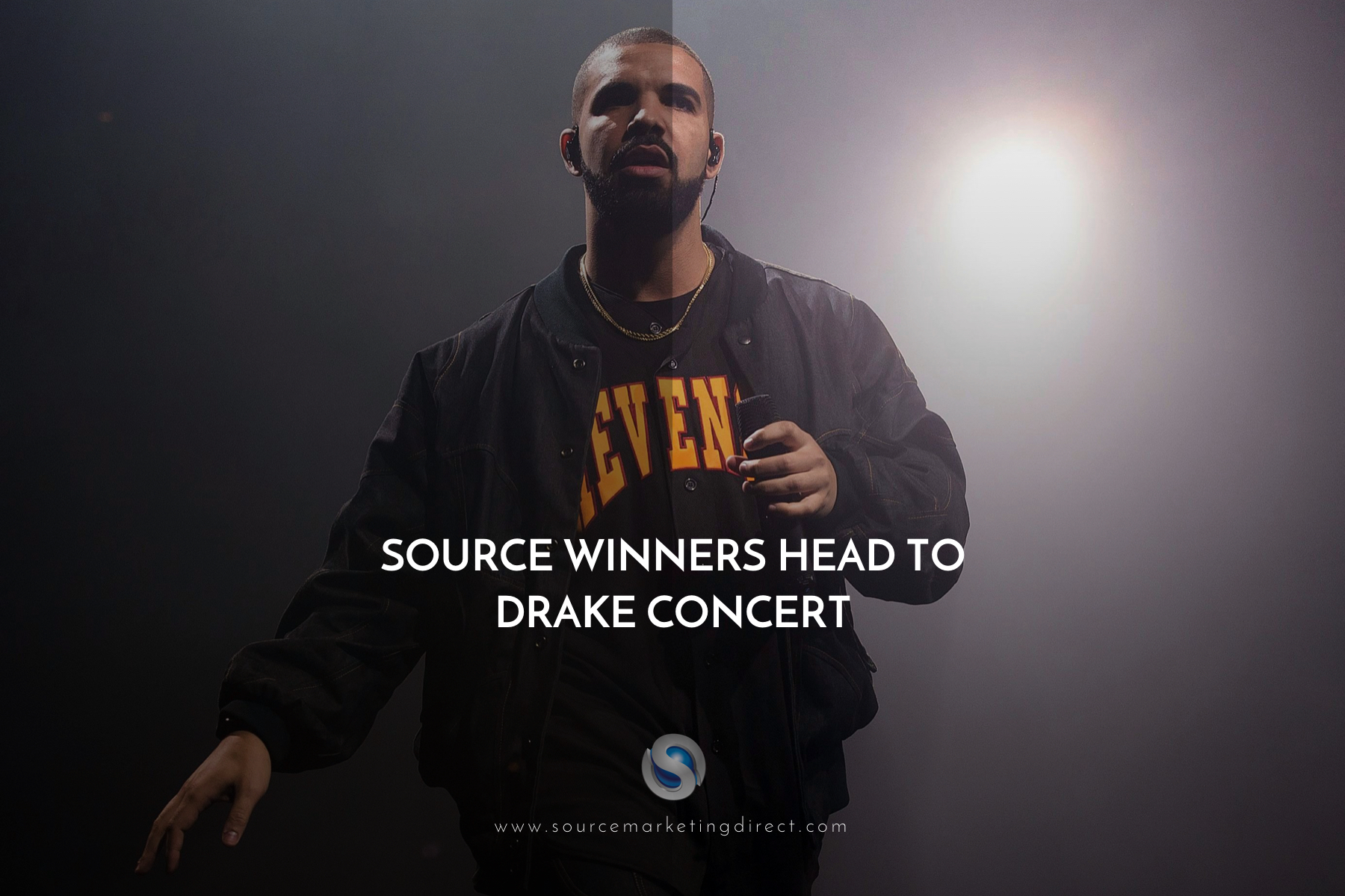 Source winners head to Drake concert on 9th April