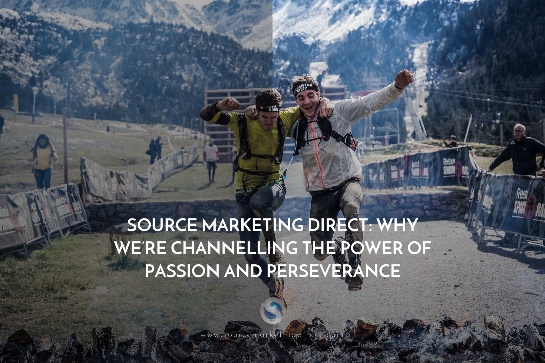 Source Marketing Direct: Why we're channelling the power of passion and perseverance